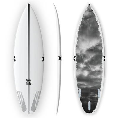 Black Viper 2020 - SUPERtech - Custom Order - Superbrand Surfboards and Apparel