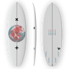 "Fling 2020 - ""Hippy"" Squash - Custom Order - Superbrand Surfboards and Apparel"