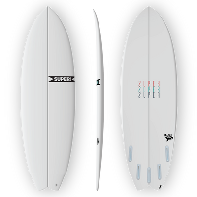 Fling 2020 - Wing Swallow - Custom Order - Superbrand Surfboards and Apparel