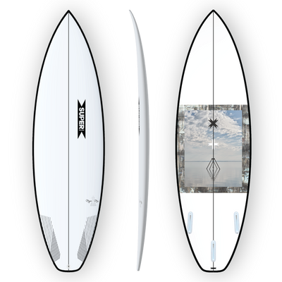 Magic Mix 2020 - Premium PU - Custom Order - Superbrand Surfboards and Apparel