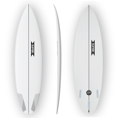 Mad Cat 2020 - Premium PU - Custom Order - Superbrand Surfboards and Apparel