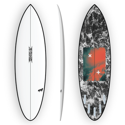 PigDog 2020 - Original - Custom Order - Superbrand Surfboards and Apparel