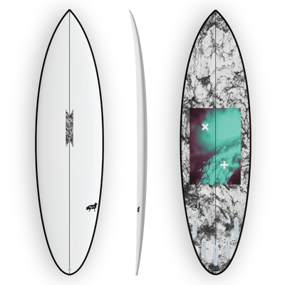 PigDog 2020 - PRO - Custom Order - Superbrand Surfboards and Apparel