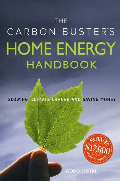 The Carbon Buster's Home Energy Handbook (PDF)