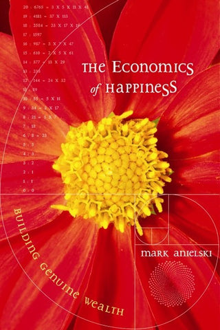 The Economics of Happiness (PDF)