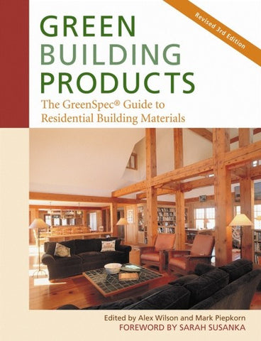 Green Building Products (PDF)