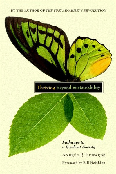 Thriving Beyond Sustainability