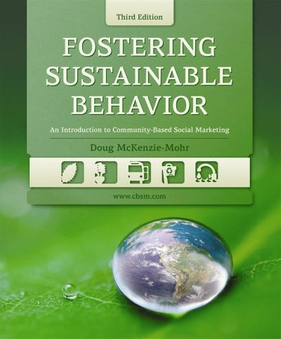 Fostering Sustainable Behavior (PDF)