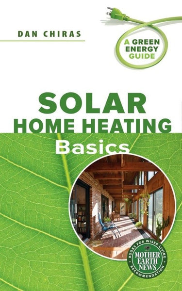 Solar Home Heating Basics (PDF)