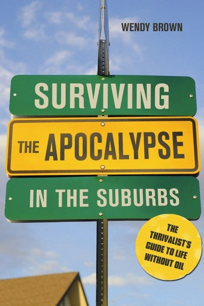 Surviving the Apocalypse in the Suburbs (EPUB)