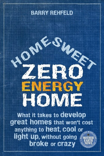 Home Sweet Zero Energy Home (PDF)