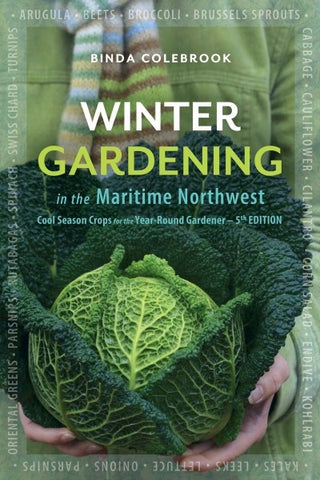Winter Gardening in the Maritime Northwest (EPUB)