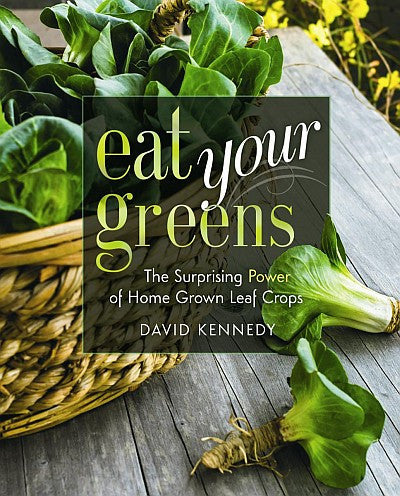 Eat Your Greens (EPUB)