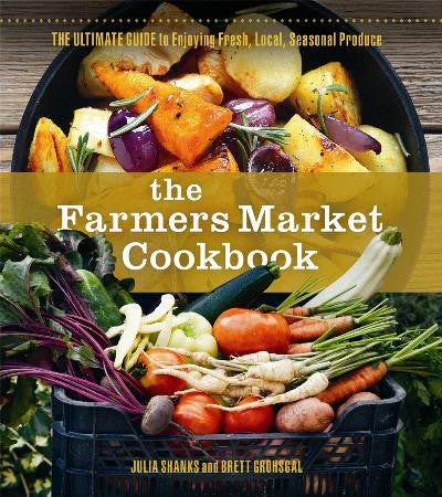 The Farmers Market Cookbook (PDF)