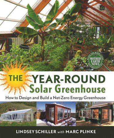 The Year-Round Solar Greenhouse (EPUB)