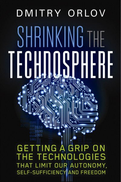 Shrinking the Technosphere (PDF)