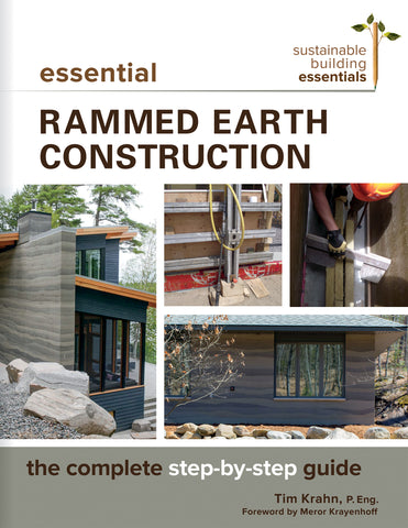 Essential Rammed Earth Construction (EPUB)