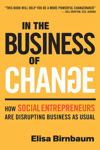 In the Business of Change (PDF)
