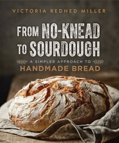 From No-knead to Sourdough (EPUB)