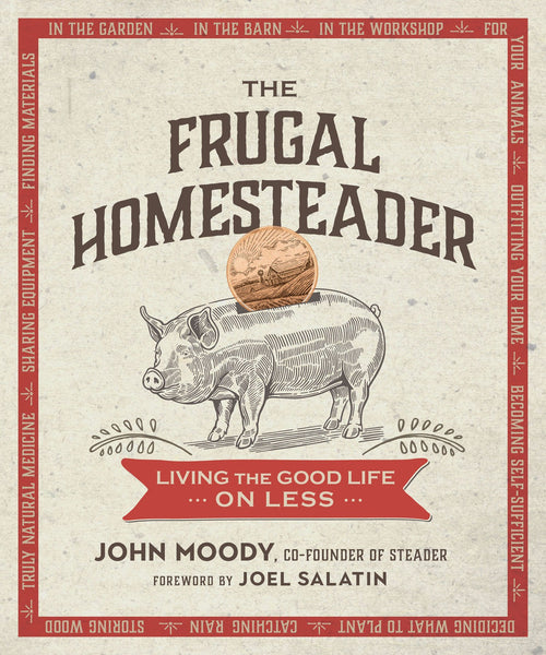 The Frugal Homesteader (PDF)
