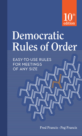 Democratic Rules of Order (PDF)