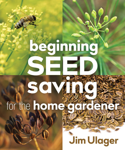 Beginning Seed Saving for the Home Gardener (PDF)