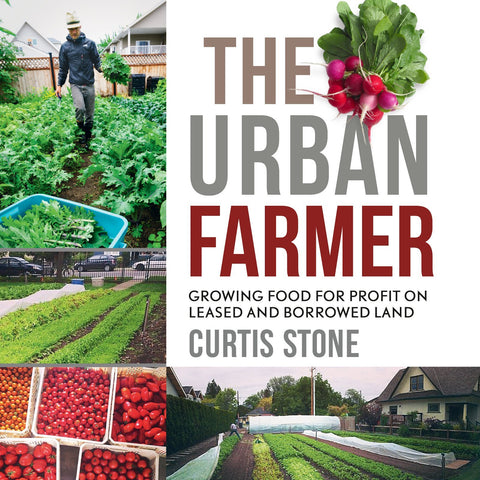 The Urban Farmer (Audiobook)