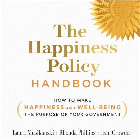 The Happiness Policy Handbook (Audiobook)