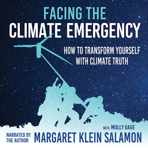 Facing the Climate Emergency (Audiobook)