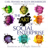 The Art of Social Enterprise (Audiobook)
