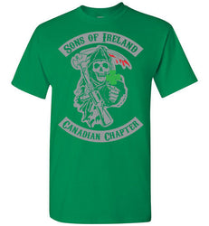 Sons of IRELAND. Canadian Chapter., Gildan Short-Sleeve T-Shirt