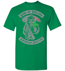 Sons of Ireland., Gildan Short-Sleeve T-Shirt