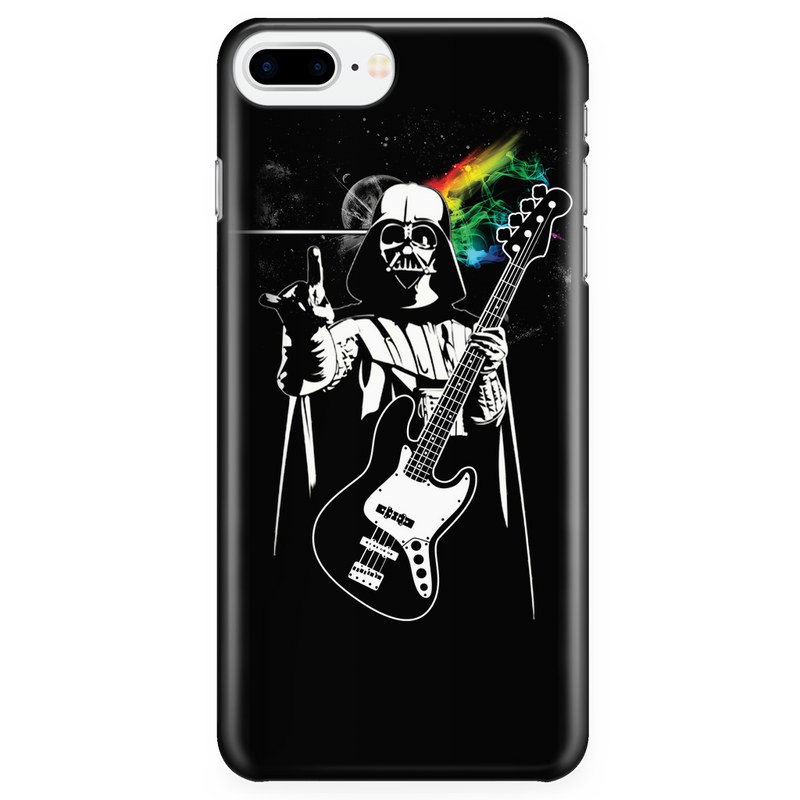 Funny Pink Floyd Darth Vader The Dark Side of the Death Star., iPhone 7 Plus/7s Plus