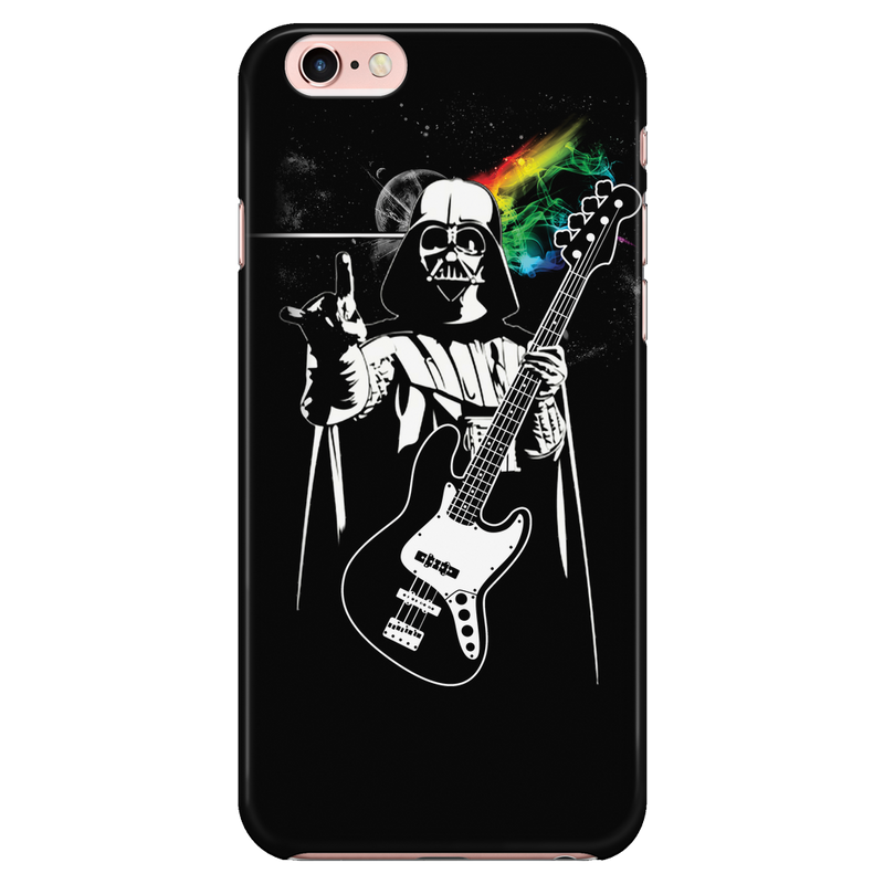 Funny Pink Floyd Darth Vader The Dark Side of the Death Star., iPhone 7/7s