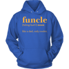 Funcle, like a dad, only cooler