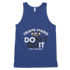 Train Hard, DO IT - Classic tank top (unisex)