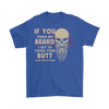 I you touch my beard I get to touch your butt (Please touch my beard)., Gildan Mens T-Shirt