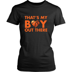 That's my BOY out there., District Womens Shirt