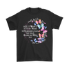 All I want is for my Mom in Heaven to know I love and miss her., Gildan Mens T-Shirt