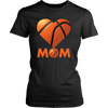 Basketball Mom shirt., District Womens Shirt