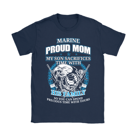 Marine Proud Mom