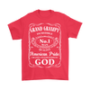 Grand Grampy No.1 man.,  Gildan Mens T-Shirt
