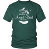 Angel Dad, District Unisex Shirt