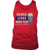 Beard lives matter (save them, don't shave them)., District Mens Tank