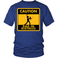 Caution Dad in Distress!