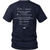 Brother, I miss you., District Unisex Shirt