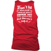 Don't be Jealous I know my Wife is smokin' hot., District Mens Tank