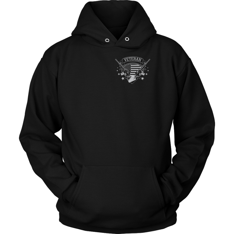 I once took a solemn oath., Unisex Hoodie