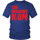 The Walking Mom., District Unisex Shirt