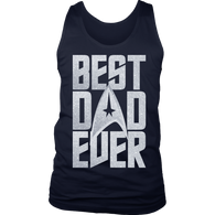 Best Dad Ever., District Mens Tank
